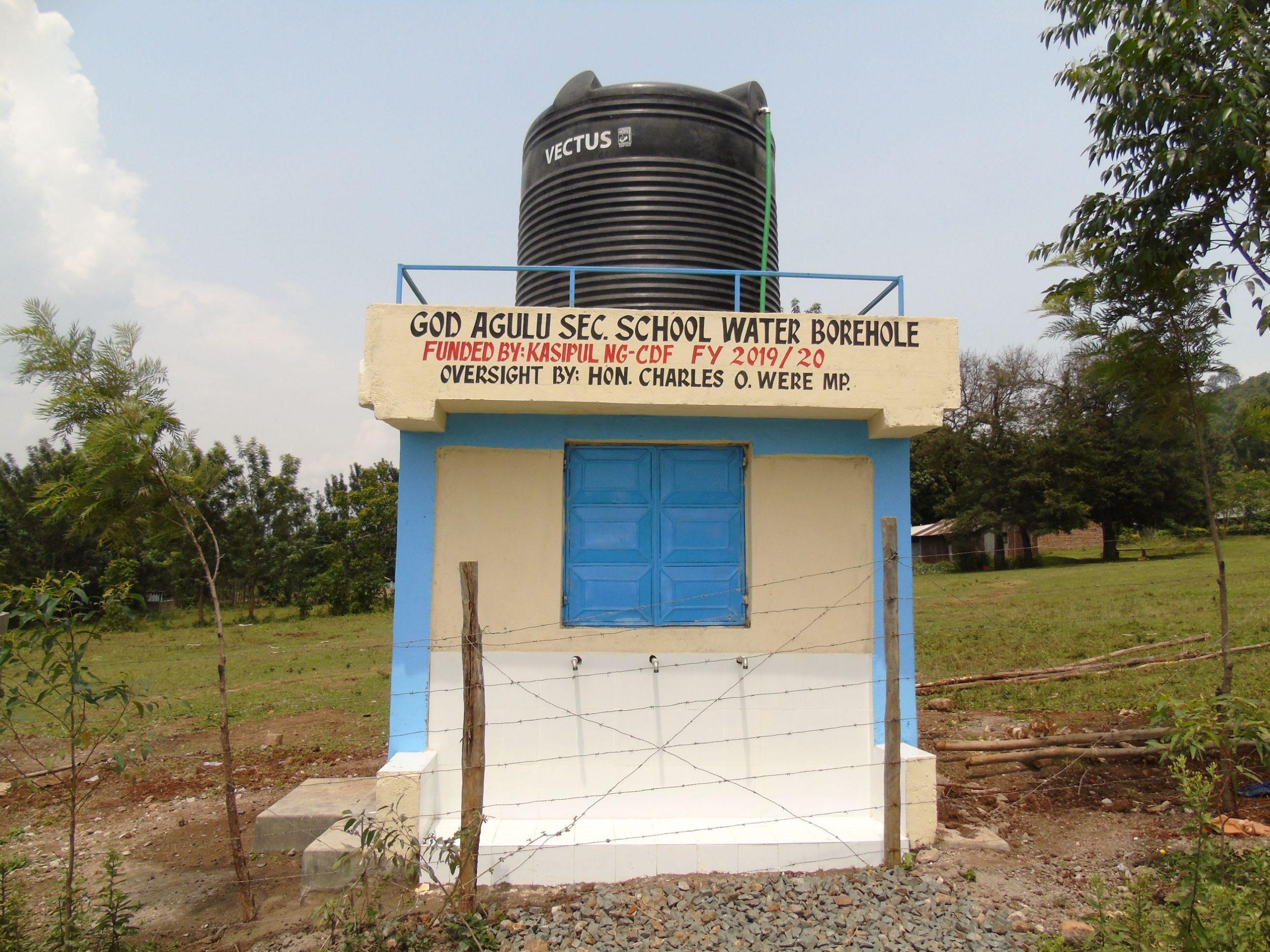 God Agulu Water Project