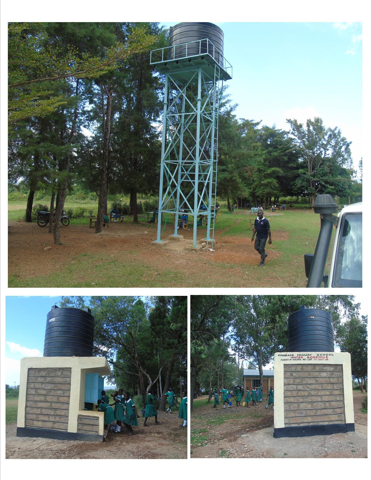 Nyambare Primary Water